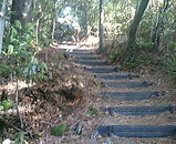 愛恋岬の階段