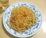 創作料理 キムチ 焼ソバ