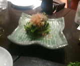 銀座 長野 信州郷土料理 だいしん 野沢菜