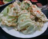 小岩 焼肉 秋元 キャベツサラダ