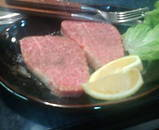 小岩 焼き肉 秋本 和牛ステーキ