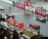 F1 スタート