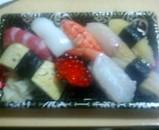クリスマス 寿司