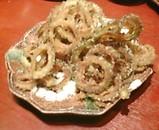 銀座 リトル沖縄 ゴーヤチップス