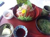 太平洋 美野里コース マグロ丼