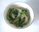 錦糸町 魚寅 ホウボウの刺身 柚子味噌和え