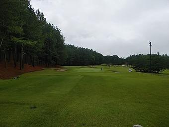 静ヒルズカントリークラブ(茨城)  Par3ショートコース