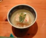 銀座 青葉家  すき焼き 豆腐