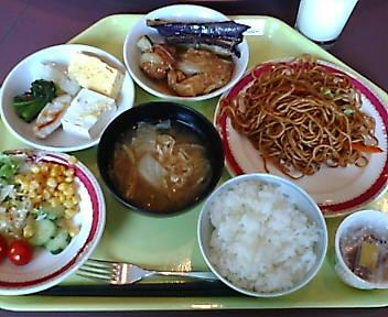 軽井沢72 軽井沢プリンス 朝食バイキング 中国料理 桃李