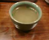 新橋 焼き鳥 益子 スープ