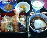 武蔵丘ゴルフコース 昼食