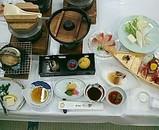 伊豆 宿の夕飯