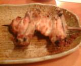 新橋 鶏繁 焼き鳥 手羽