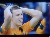 W杯 オーストラリア戦