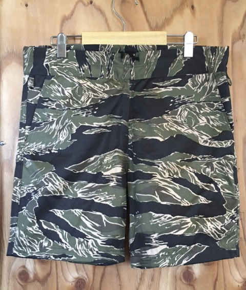 POP and CONE / CONCRETE SURF SHORTS