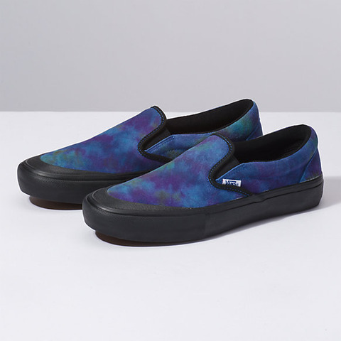 VANS SLIP-ON PRO / RONNIE SANDOVAL COLORWAY