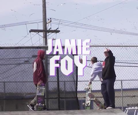 JAMIE FOY / SPITFIRE PART