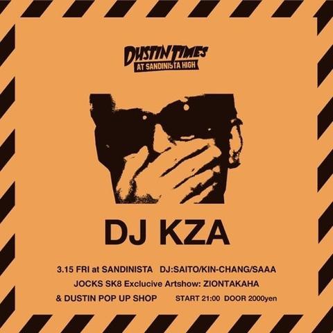 DJ KZA / DUSTIN TIMES