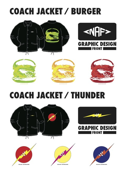 ORIGINAL COACH JACKET 2016 SS