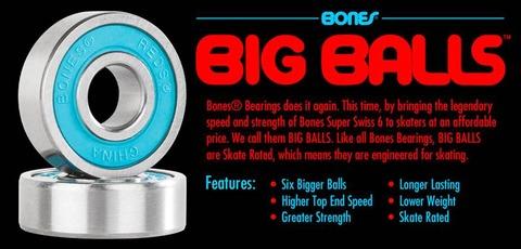 BIG BALLS / BONES BEARINGS