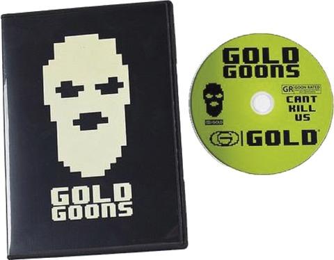 GOLD GOONS / DVD