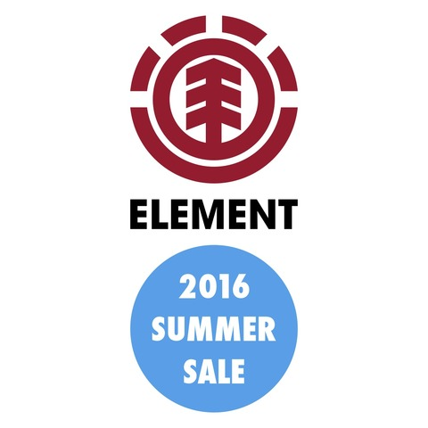 2016 ELEMENT SUMMER SALE