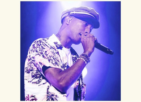 BRIXTON PRESS / PHARRELL