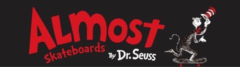 ALMOST × Dr.SEUSS