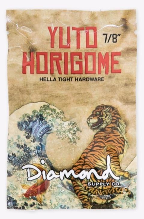 YUTO HORIGOME:DIAMOND SUPPLY Co.