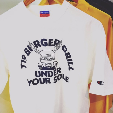 T19 TEE IN STORE NOW