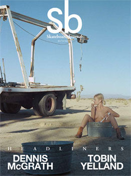 Sb SKATEBOARD JOURNAL VOL.29