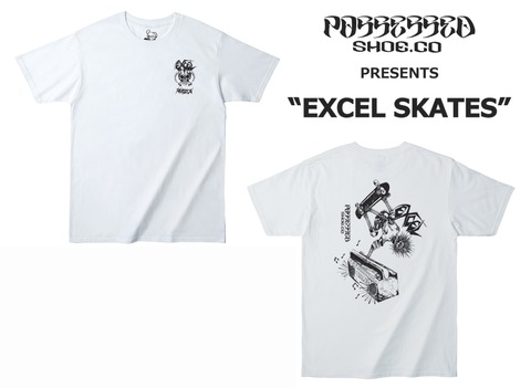 POSSESSED × EXCEL SKATES