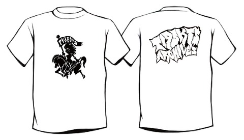 30th ANNIVERSARY TEE / T19 SKATEBOARDS
