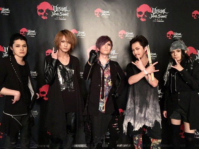 摩天楼オペラ『VISUAL JAPAN SUMMIT 2016 Powered by Rakuten』幕張SET ...