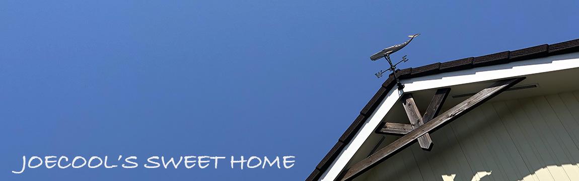 JOECOOL'S SWEET HOME イメージ画像