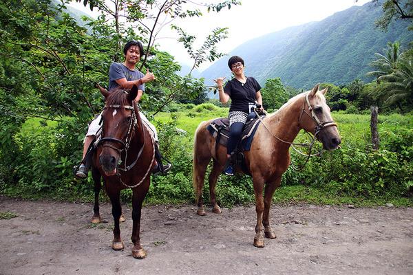 乗馬はやっぱりハワイ島がいい 4