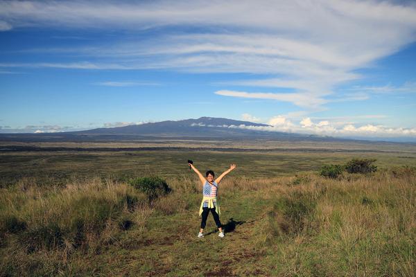ハワイ島は世界三大パワースポット 7