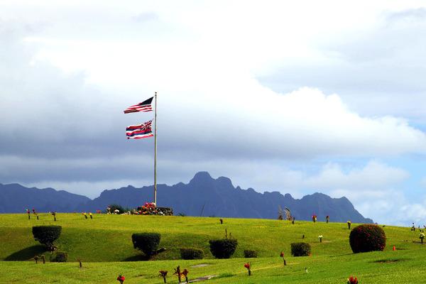 カネオヘウインドワード ハワイの平等院 4