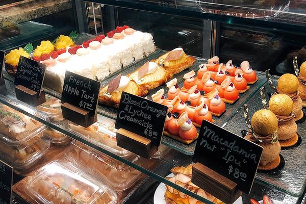 ハレクラニベーカリーの美味しいパンとケーキを全部見せます 18