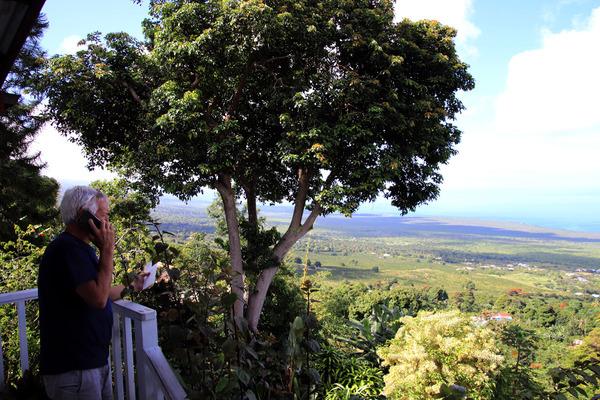 コーヒーシャックの朝食はハワイ島一番 14