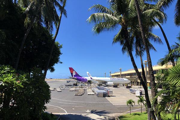 ハワイアン航空ハワイ線運休情報