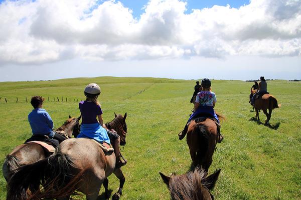 乗馬はやっぱりハワイ島がいい 8
