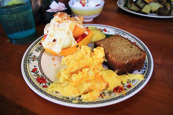 コーヒーシャックの朝食はハワイ島一番 5