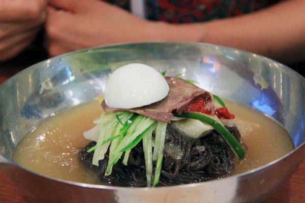 あのユッチャンコリアンレストランが大阪北新地にやってきた 2