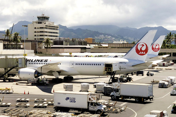 JAL ANAハワイ線運休情報7月31日まで運休 2