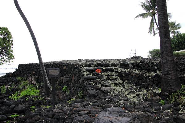 ハワイ島小さなブルーの教会結婚式カハルウビーチ 5