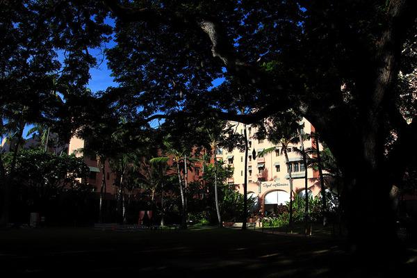 ピンクパレスロイヤルハワイアンホテル 1