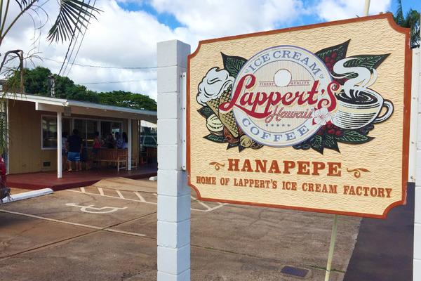 ハワイで一番好きなアイスクリームラパーツ 7
