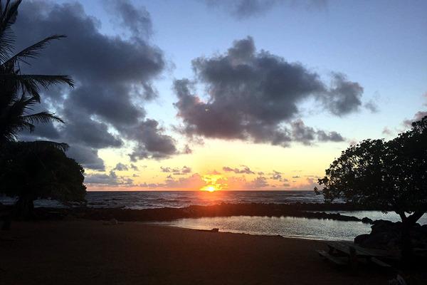 カウアイ島リゾートバブル開始 9
