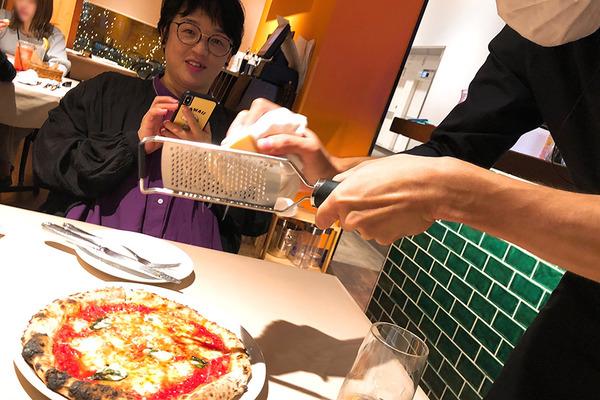 大阪豊中のアランチーノOSAKAは美味しかった 14